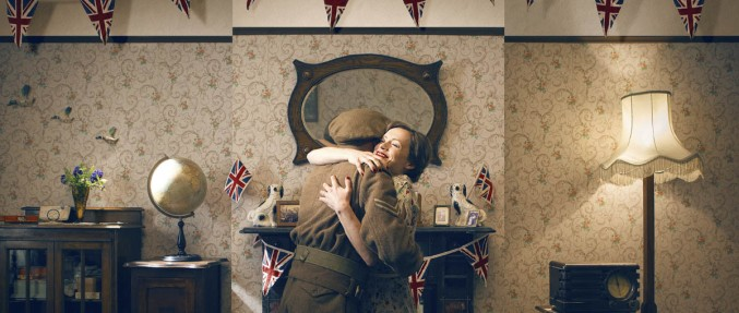 VE DAY UK CAMPAIGN 2015