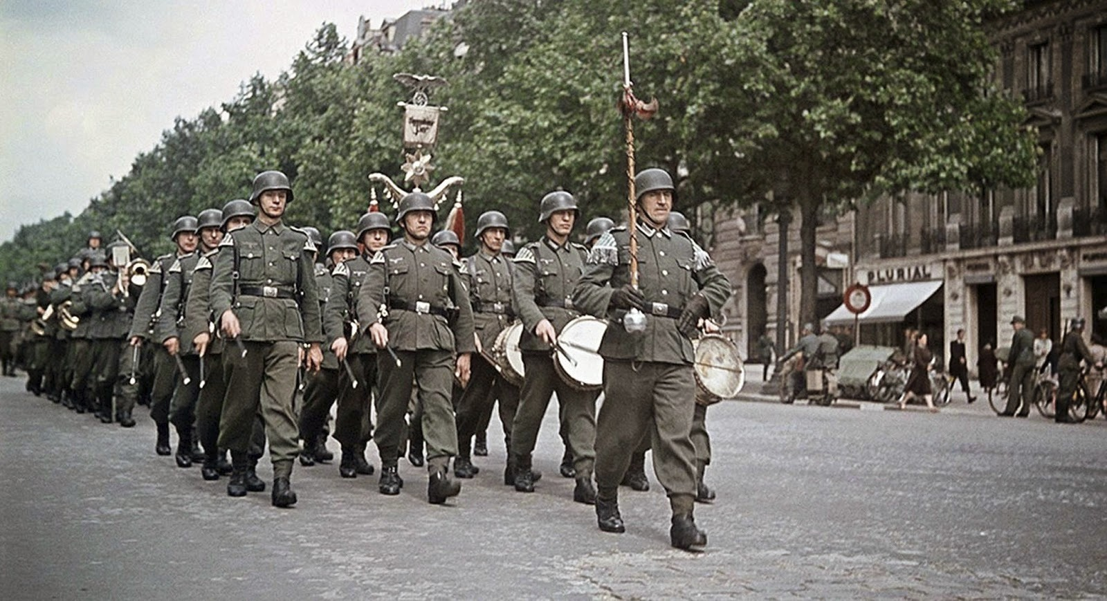 VE Day » WW2 in Colour